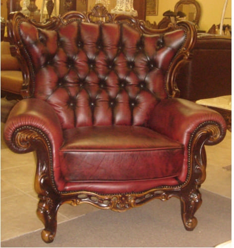 Victorian Leather Chairfor The Library If I Do Not Recover Queen clearly with Victorian Leather Sofas (Image 15 of 20)