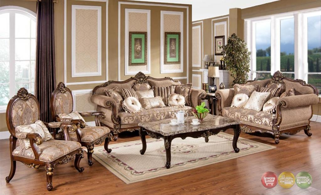 Image Gallery Of Country Style Sofas And Loveseats View 20 Of 20