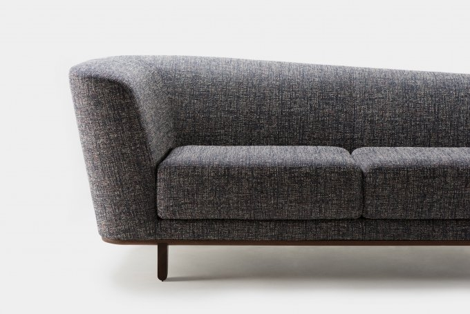 Viewing Matthew Hilton 398crcl Otley Corner Unit Sofa Product perfectly intended for Sofa Corner Units (Image 19 of 20)