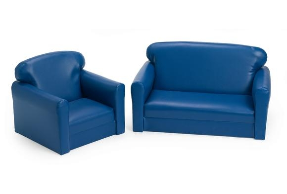 Vinyl Toddler Sofa Chair Set very well intended for Toddler Sofa Chairs (Image 19 of 20)