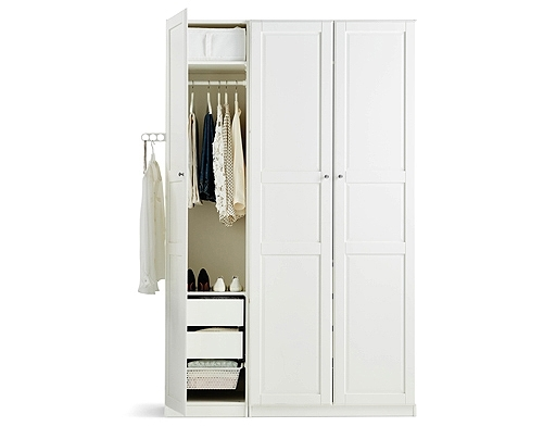 Wardrobes Ikea Ireland Dublin perfectly pertaining to Double Rail Wardrobes Ikea (Image 15 of 30)