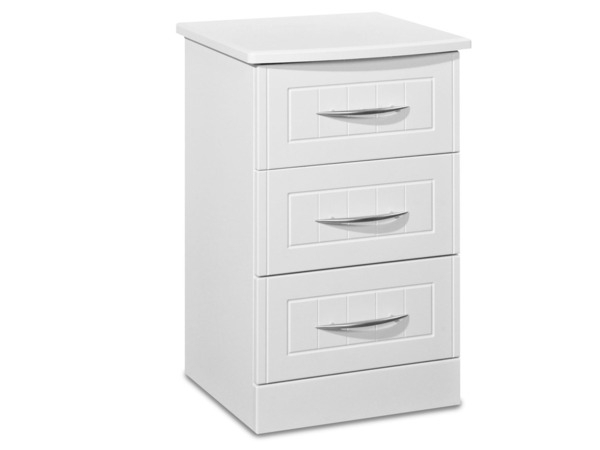 Welcome Assembled 2ft 6 San Francisco Bay 1 Drawer Tall Mirrored properly in Large Double Rail Wardrobes (Image 21 of 30)