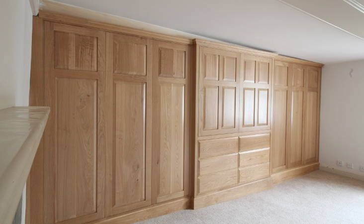 Welcome The Fitted Furniture Company Norwich definitely with Solid Wood Built In Wardrobes (Image 2 of 20)