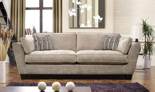 What Is More Comfortable Than Fabric Sofas Tcg well pertaining to Fabric Sofas (Image 20 of 20)