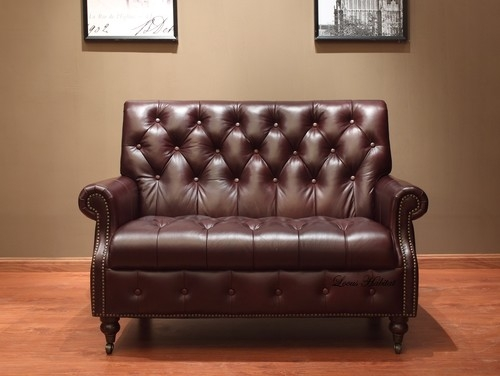 Popular Photo of Small Chesterfield Sofas