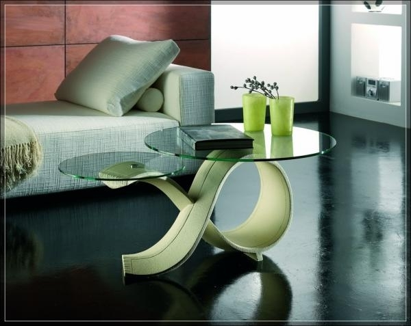 White Coffee Tables And Console Tables Modern Furniture well throughout Unusual Glass Coffee Tables UK (Image 25 of 30)