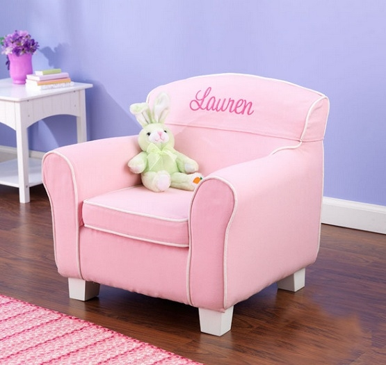 Featured Photo of Personalized Kids Chairs And Sofas
