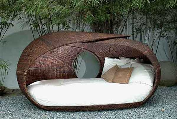 Wicker Furniture Materials 22 Ways To Enrich Home Decor With nicely with regard to Modern Rattan Sofas (Image 20 of 20)