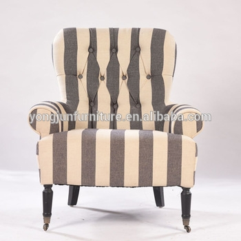 Wood Legs Single Sofa Upholstery Sofa Chair Yj 7018 View Single most certainly with Wood Legs Sofas (Image 17 of 20)
