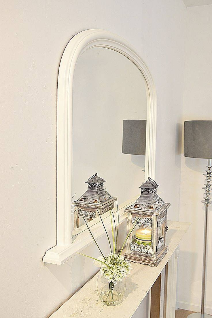 10 Best Mirrors Images On Pinterest | Round Mirrors, Wall Mirrors in Overmantle Mirrors (Image 1 of 25)
