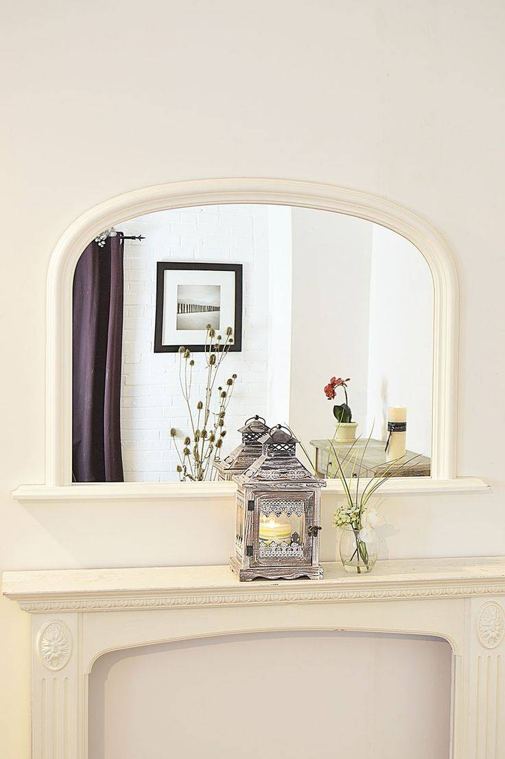 10 Best Mirrors Images On Pinterest | Round Mirrors, Wall Mirrors intended for Overmantle Mirrors (Image 2 of 25)