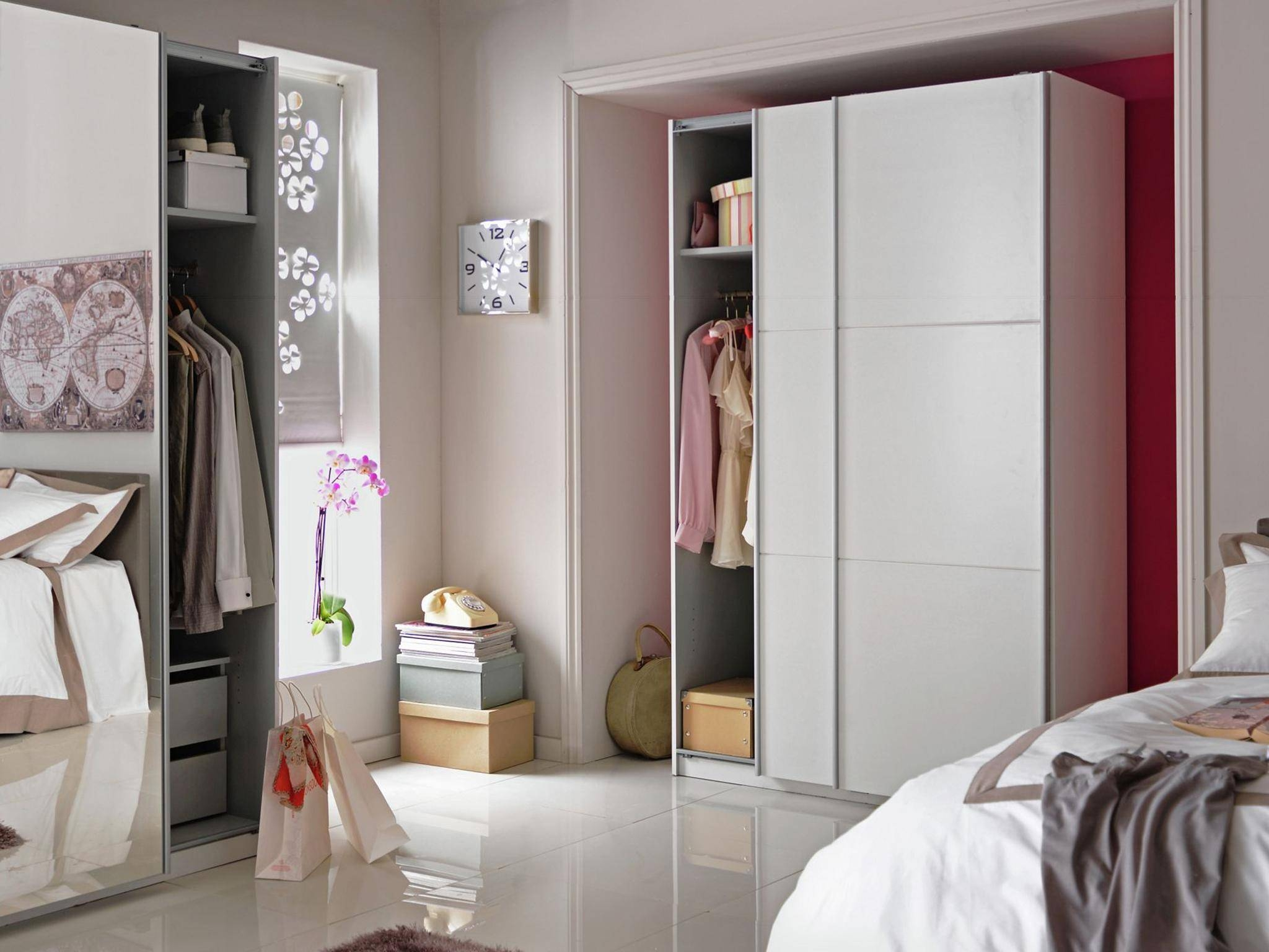 10 Best Wardrobes | The Independent inside Double Rail Wardrobes Argos (Image 1 of 30)