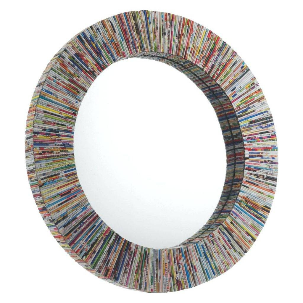 10 Cool Large Wall Mirror Designer Innovative Ideasfunky Round with regard to Designer Round Mirrors (Image 1 of 25)