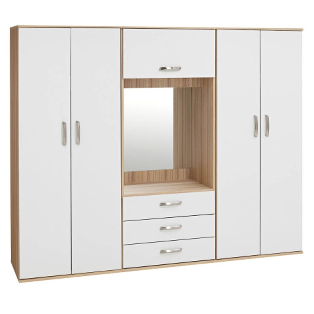 10 Of The Best Fitted Wardrobes | Ideal Home throughout Double Rail Wardrobes Argos (Image 2 of 30)