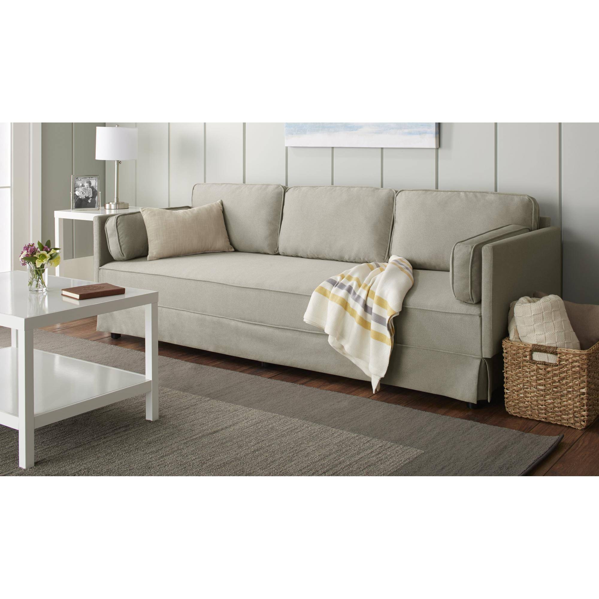 10 Spring Street Durant Sofa, Multiple Colors - Walmart pertaining to Wallmart Sofa (Image 3 of 25)