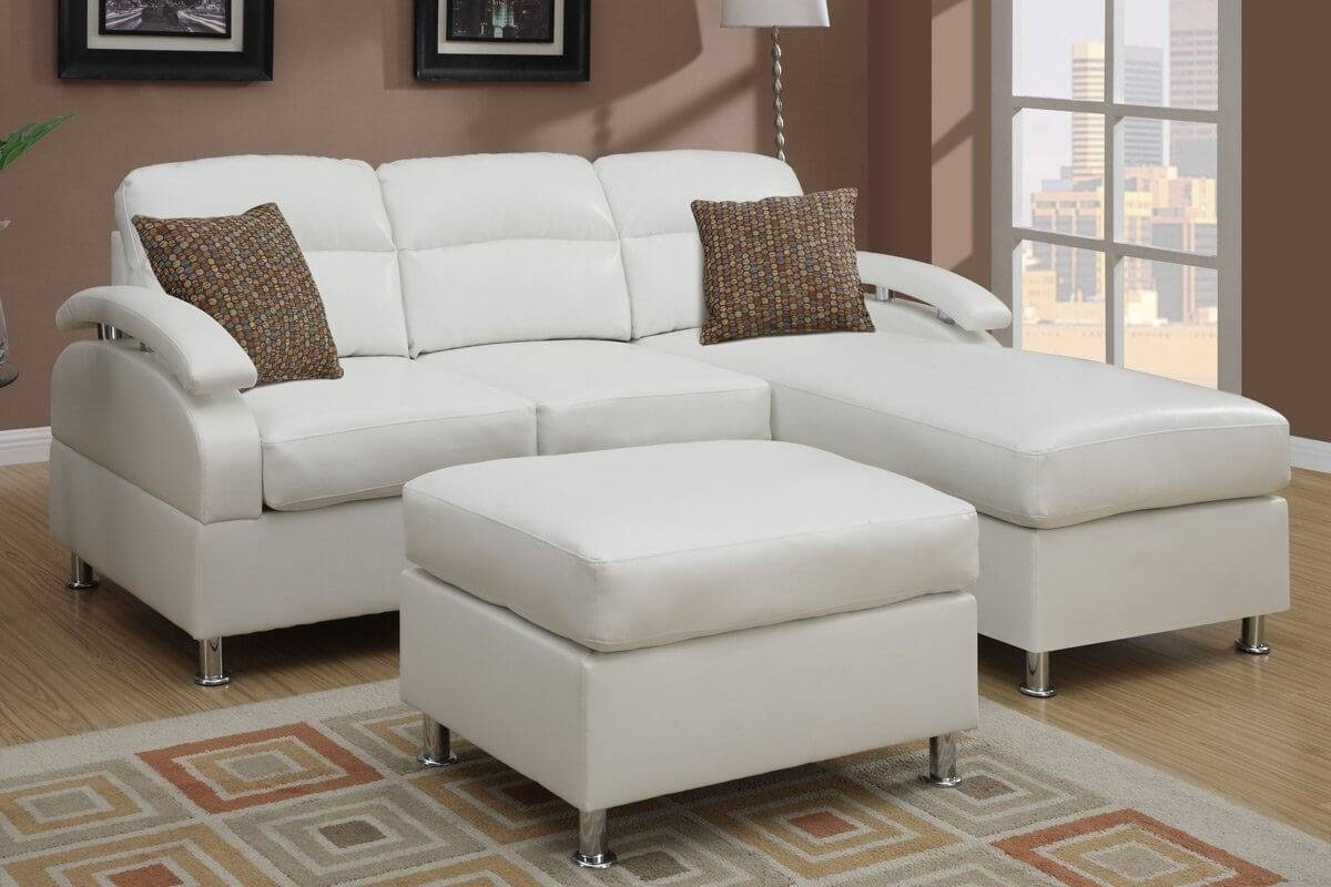 100 Beautiful Sectional Sofas Under $1,000 intended for Sofa With Chaise And Ottoman (Image 1 of 30)