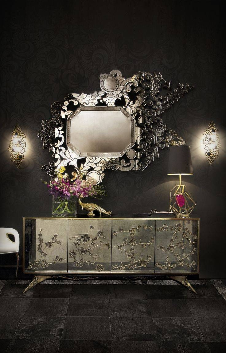 100 Best Sideboard Images On Pinterest | Furniture Ideas, Home And with Venetian Sideboard Mirrors (Image 1 of 25)