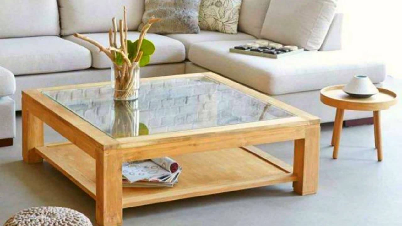 100 Dining And Coffee Table Ideas 2017 - Wood Glass Rock Design in Dining Coffee Tables (Image 1 of 15)