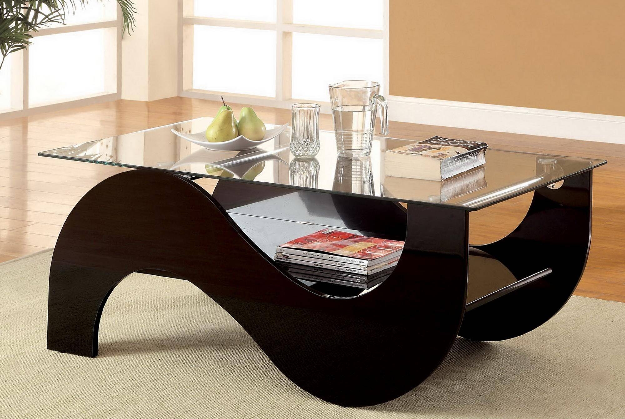 1000 Images About Glass Coffee Tables On Pinterest Bespoke Swirl regarding Swirl Glass Coffee Tables (Image 1 of 30)