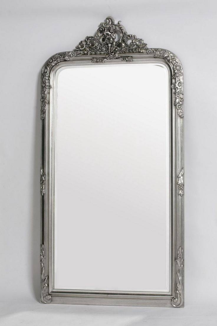 104 Best Mirrors Images On Pinterest | Mirrors, Home And Mirror Mirror within French Shabby Chic Mirrors (Image 1 of 25)