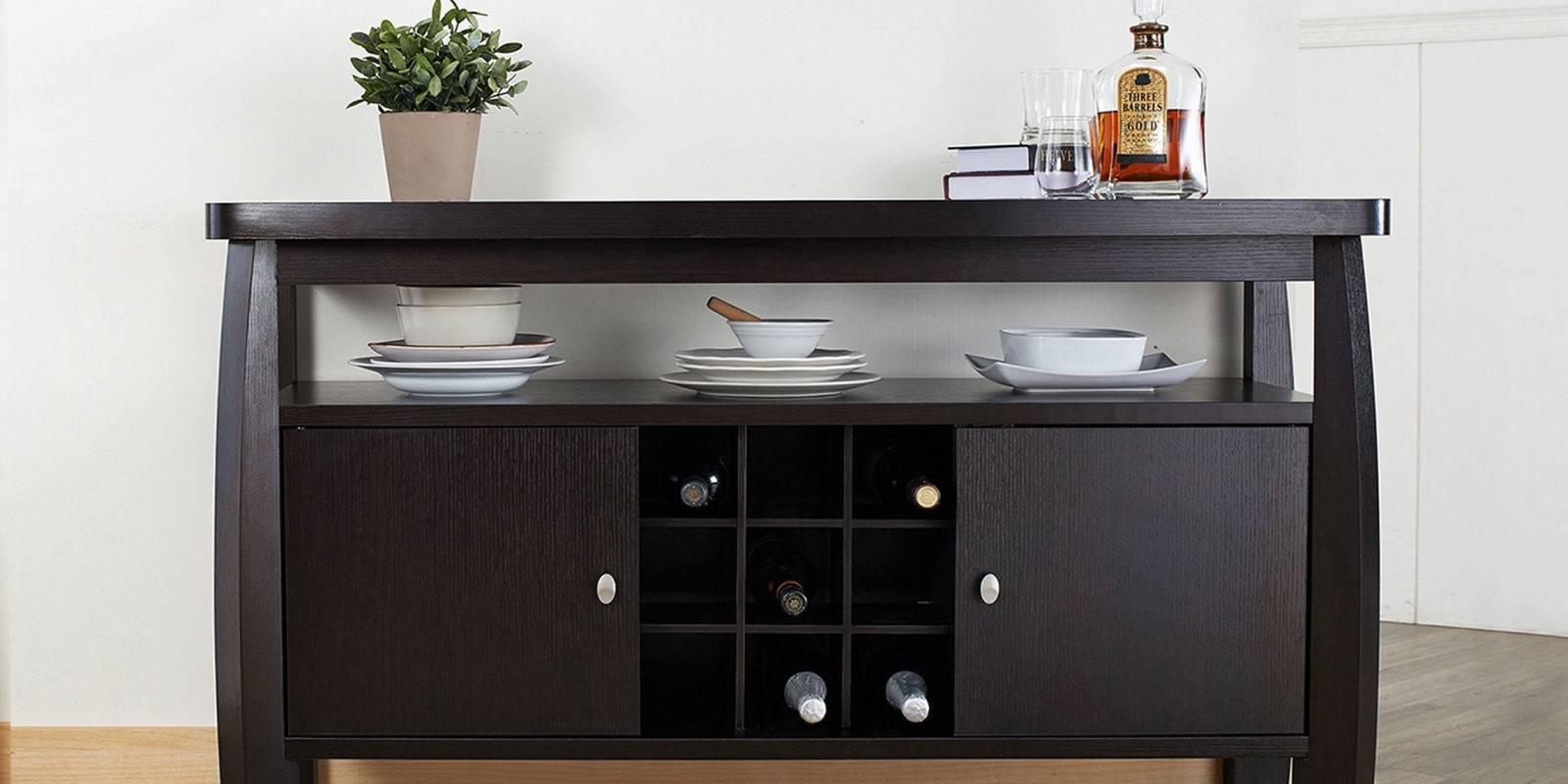 11 Best Sideboards And Buffets In 2017 - Reviews Of Sideboards for Dark Sideboards Furniture (Image 1 of 30)