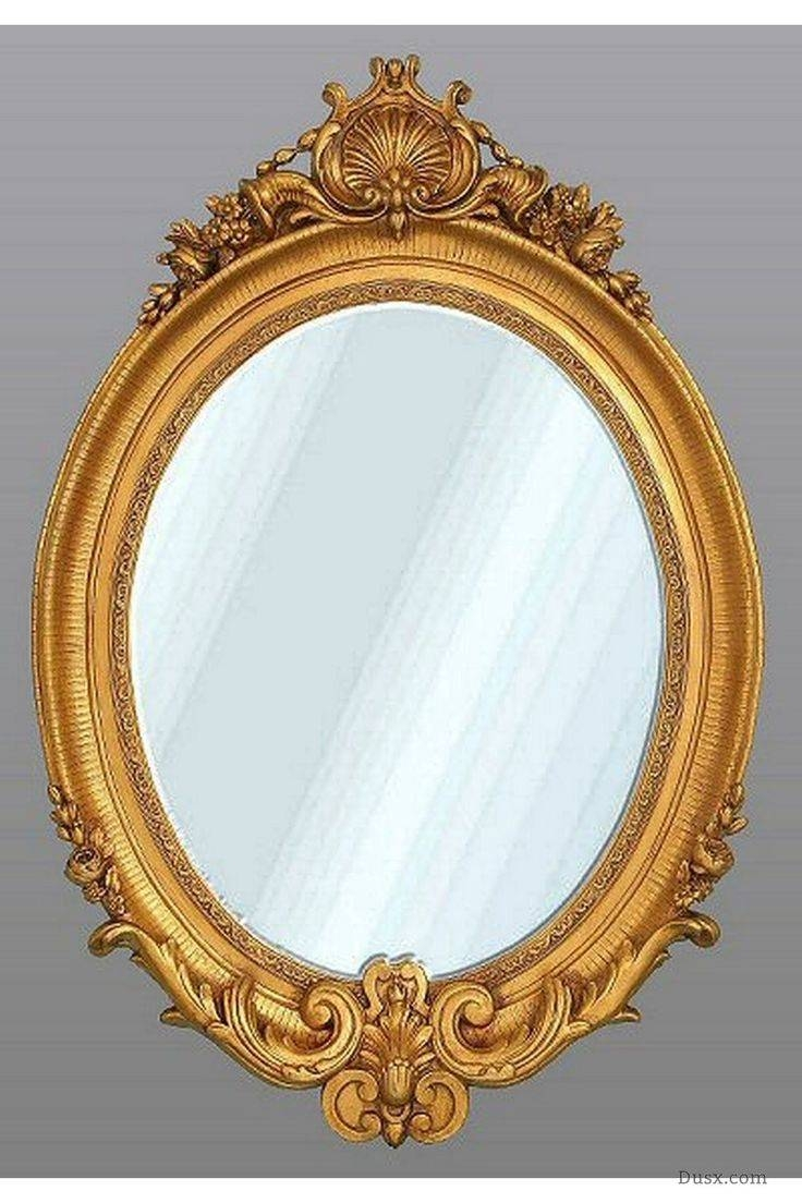 110 Best What Is The Style - French Rococo Mirrors Images On for Rococo Gold Mirrors (Image 1 of 25)