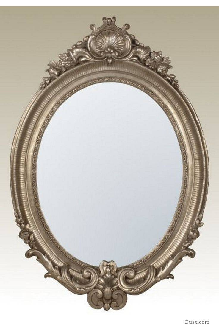 110 Best What Is The Style - French Rococo Mirrors Images On inside Silver French Mirrors (Image 2 of 25)