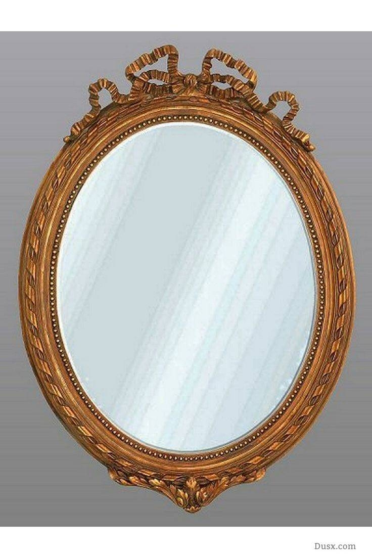 110 Best What Is The Style - French Rococo Mirrors Images On regarding Antique Gold Mirrors (Image 1 of 25)