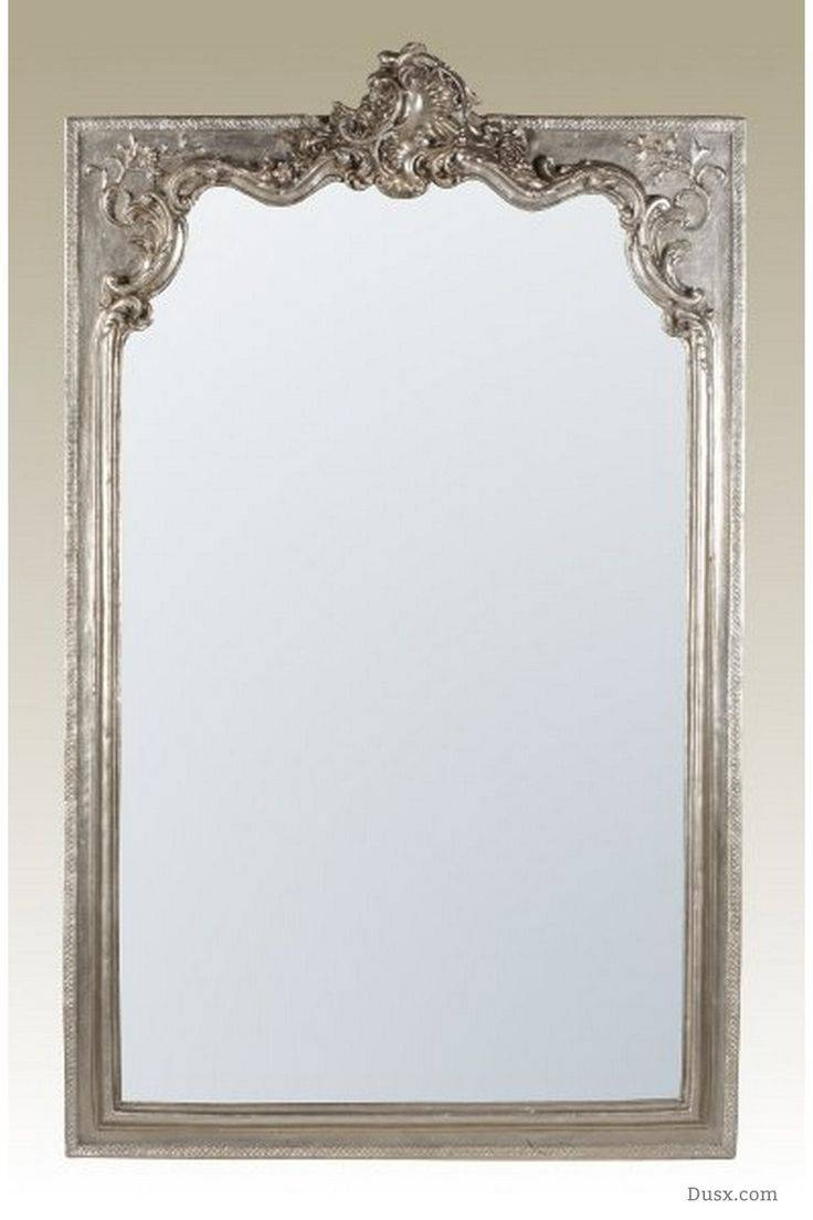 110 Best What Is The Style - French Rococo Mirrors Images On with Silver French Mirrors (Image 4 of 25)