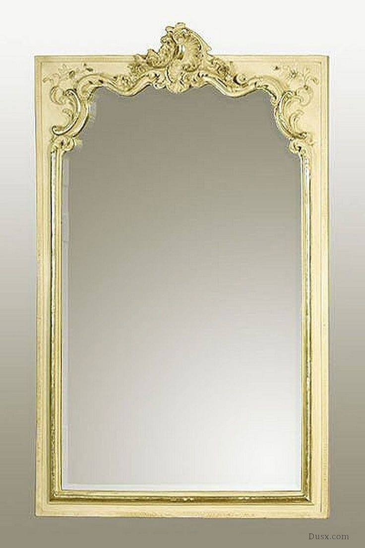 110 Besten Bildern Zu What Is The Style - French Rococo Mirrors within Rococo Gold Mirrors (Image 8 of 25)