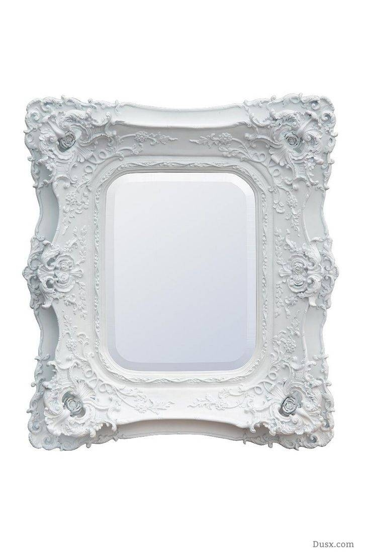 118 Best Wedding Decor & Inspiration From Dusx Images On Pinterest inside Baroque White Mirrors (Image 1 of 25)