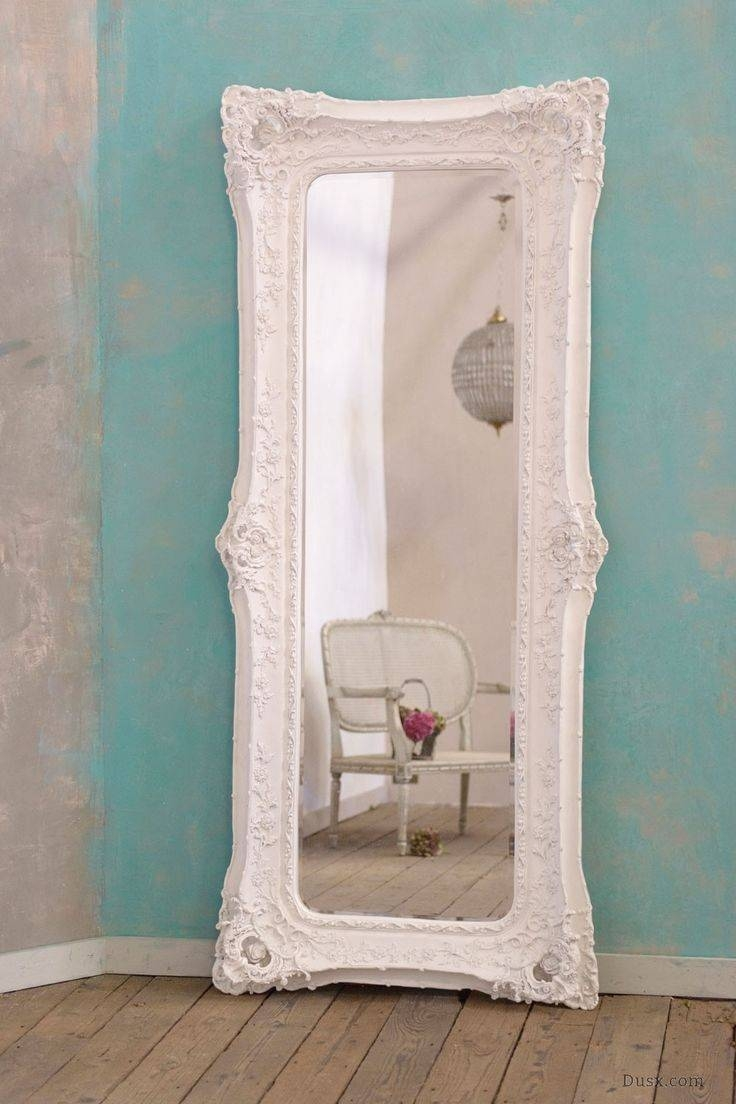 118 Best Wedding Decor & Inspiration From Dusx Images On Pinterest throughout White Baroque Floor Mirrors (Image 1 of 25)