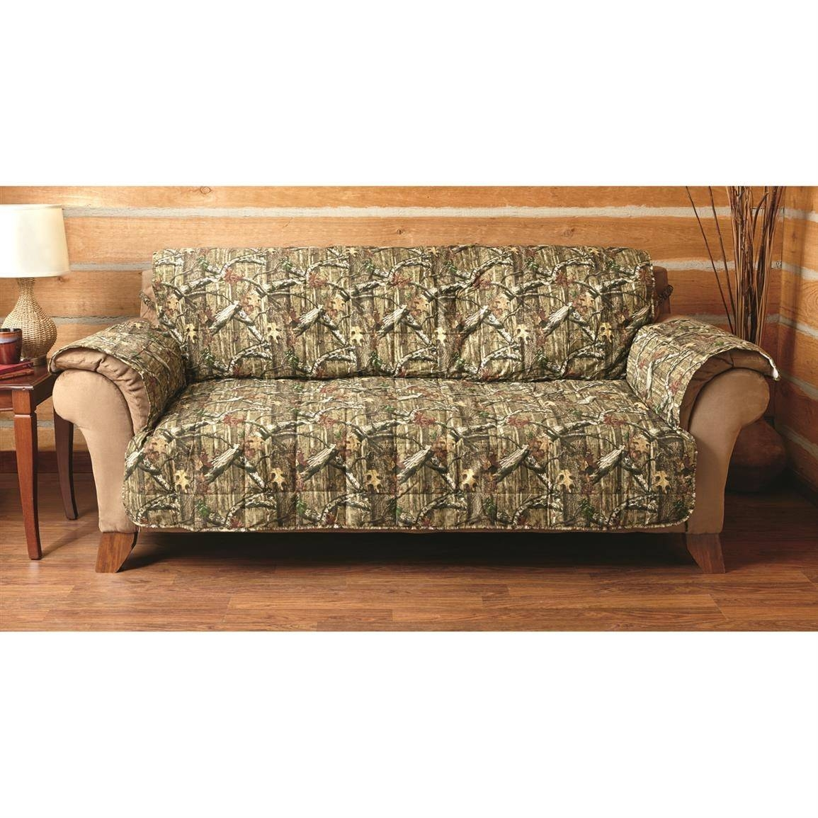 12 Photo Of Camo Sofa Cover regarding Camo Sofa Cover (Image 4 of 30)