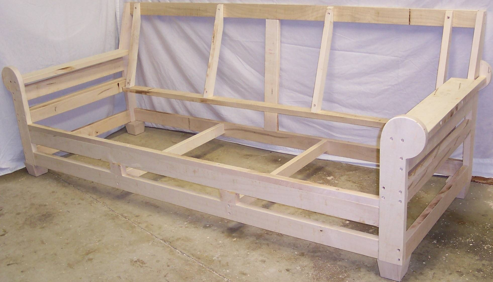 Featured Photo of Diy Sofa Frame