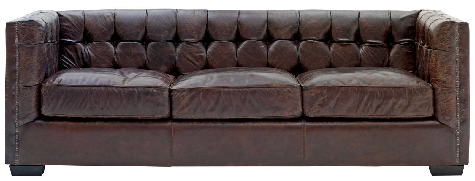 2017 Best of Leather Sofas