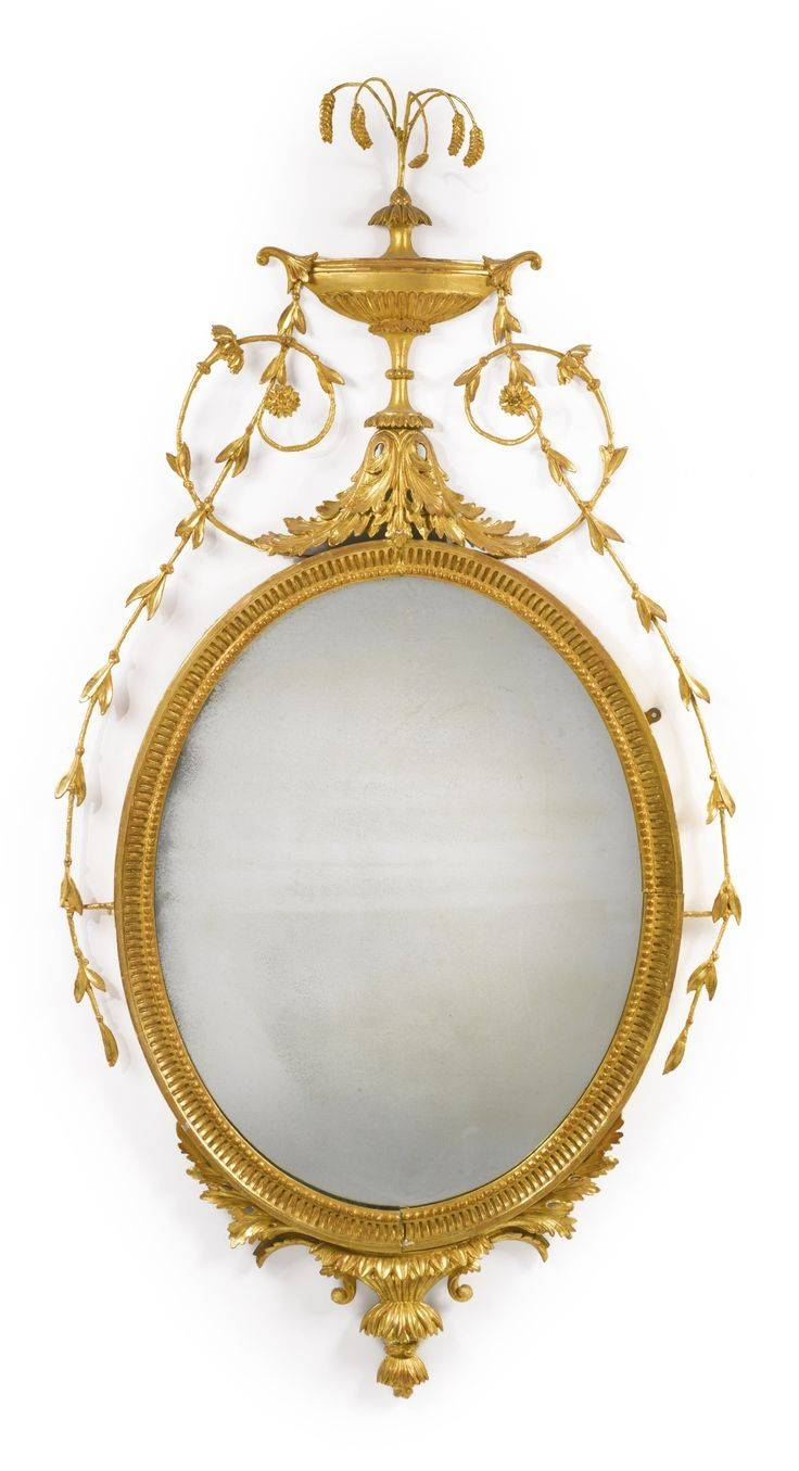 1283 Best Aynalar (Mirrors) Images On Pinterest | Mirror Mirror regarding Oval Mirrors For Walls (Image 1 of 25)