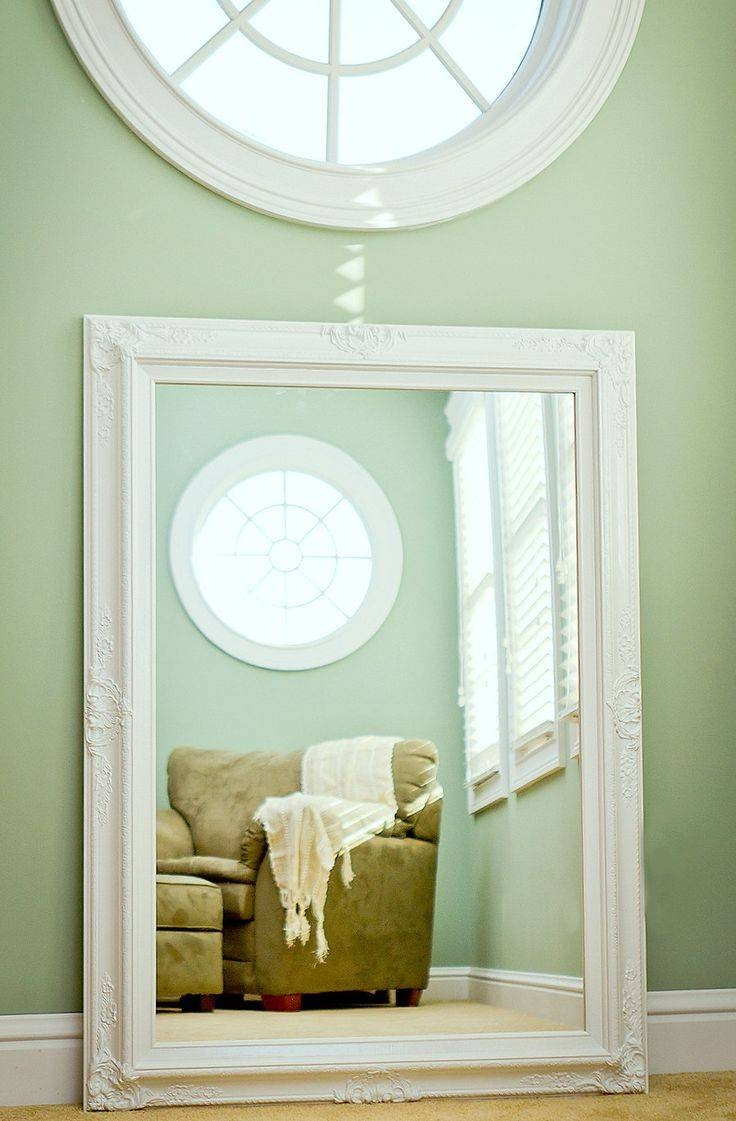 13 Best Mirror Frames For Living Room Images On Pinterest | Mirror with regard to Ivory Ornate Mirrors (Image 1 of 25)