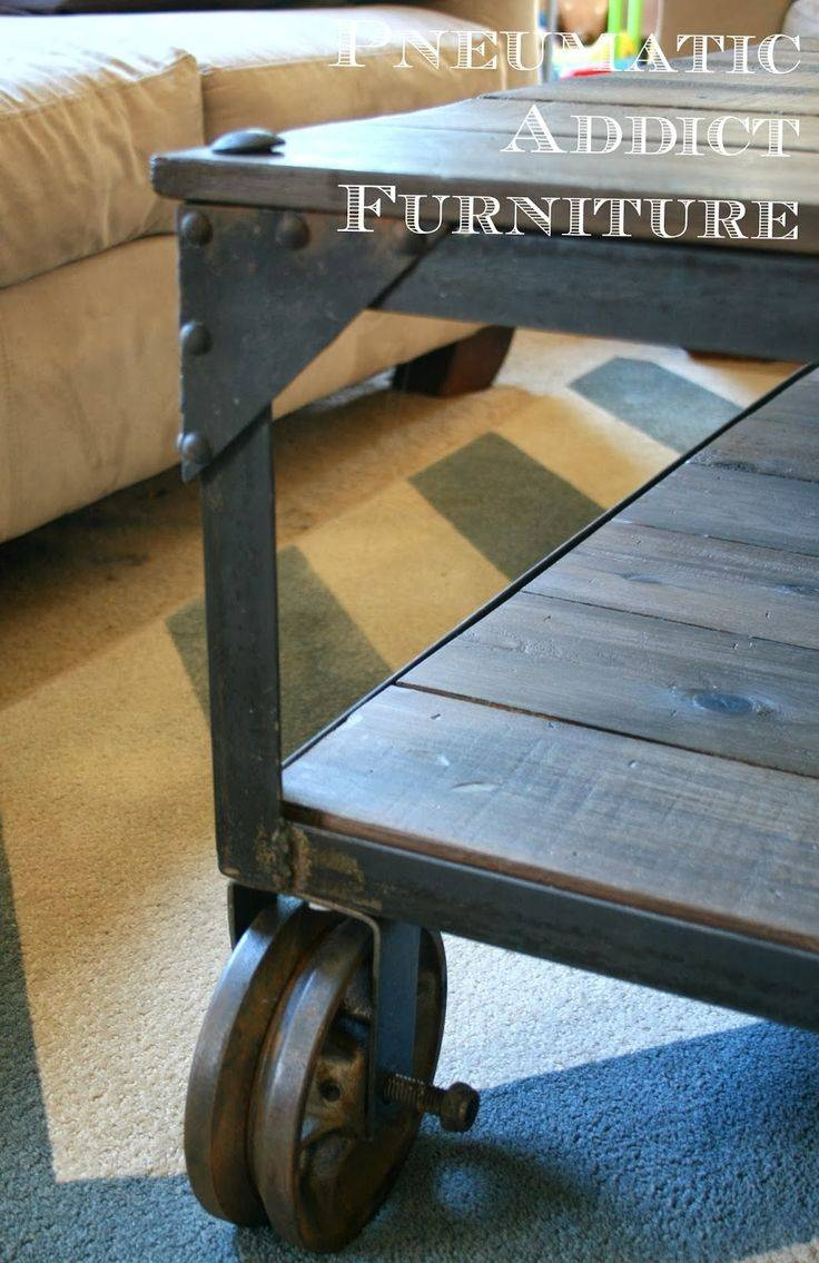 134 Best Coffee Table Diy Inspiration Images On Pinterest | Diy regarding Aiden Coffee Tables (Image 1 of 30)
