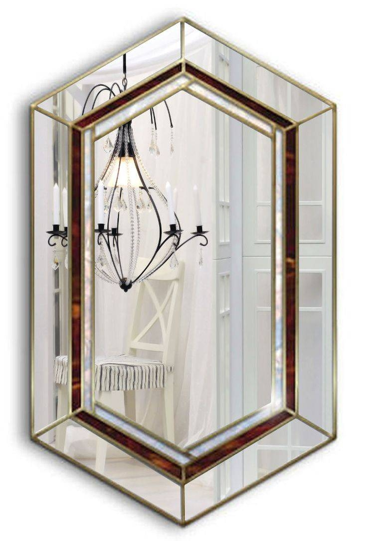 139 Best Our Art Deco Collection Images On Pinterest | Art Deco intended for Original Art Deco Mirrors (Image 1 of 25)