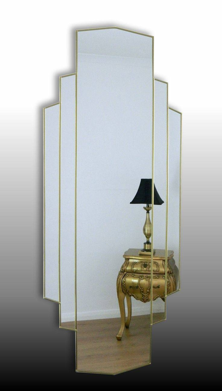 139 Best Our Art Deco Collection Images On Pinterest | Art Deco throughout Art Deco Wall Mirrors (Image 1 of 25)