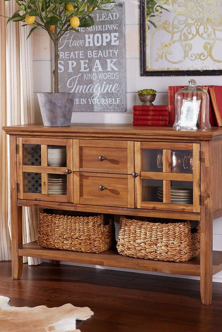 141 Best Great Room Furniture Images On Pinterest | Better Homes inside Small Wooden Sideboards (Image 1 of 30)