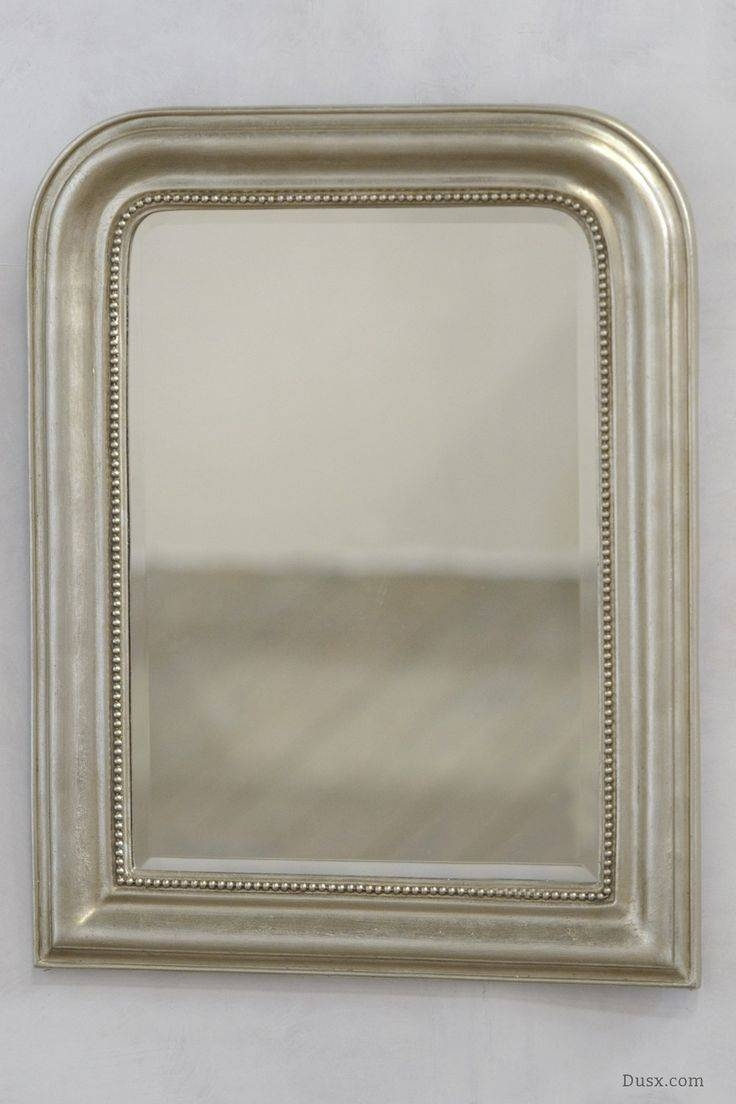 142 Best French Style Louis Philippe Mirrors Are Available At Www throughout Silver Gilt Mirrors (Image 2 of 25)