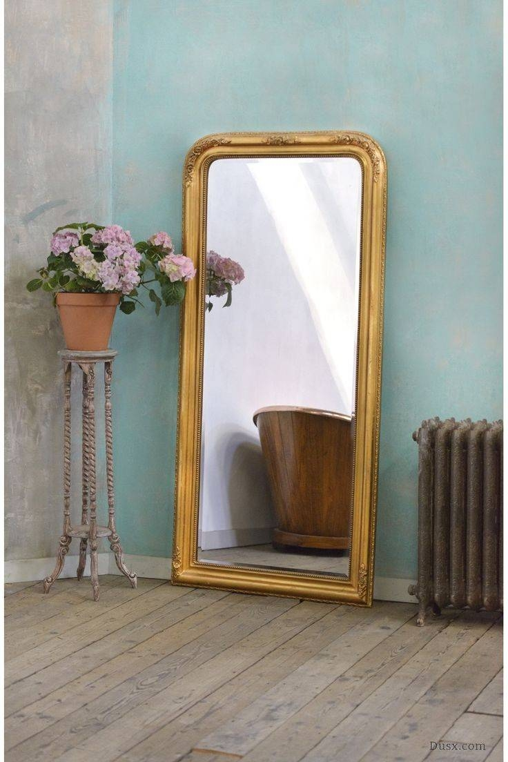 142 Best French Style Louis Philippe Mirrors Are Available At Www with regard to French Floor Standing Mirrors (Image 4 of 25)
