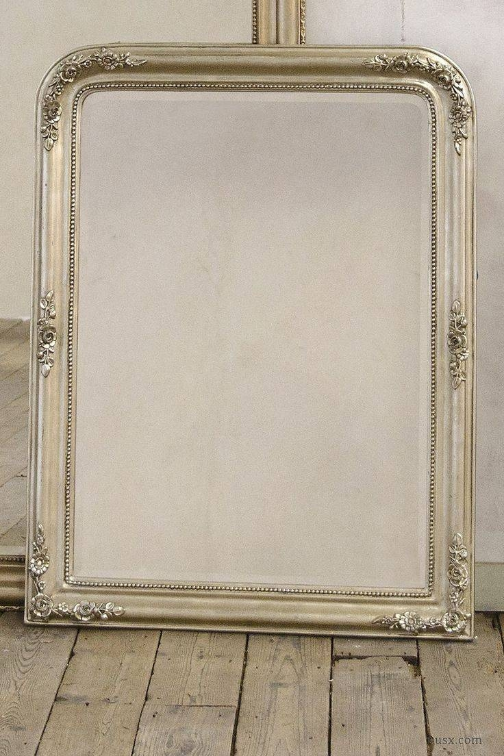 142 Best French Style Louis Philippe Mirrors Are Available At Www with regard to Silver Gilt Mirrors (Image 3 of 25)