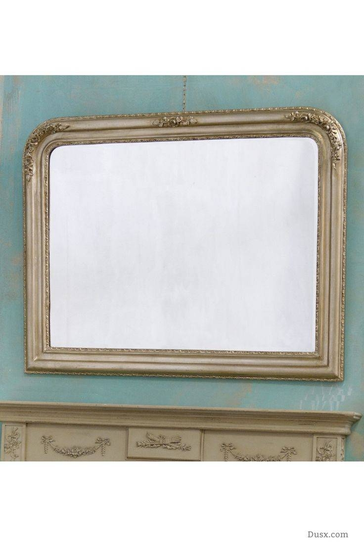 142 Best French Style Louis Philippe Mirrors Are Available At Www with Silver French Mirrors (Image 7 of 25)