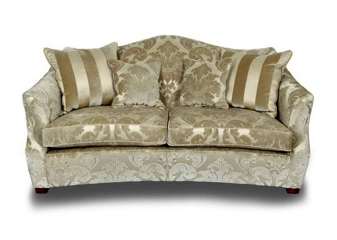 Featured Photo of Upholstery Fabric Sofas