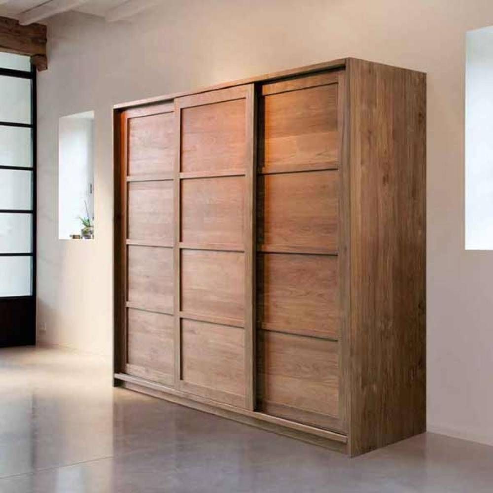 Popular Photo of Solid Wood Built In Wardrobes