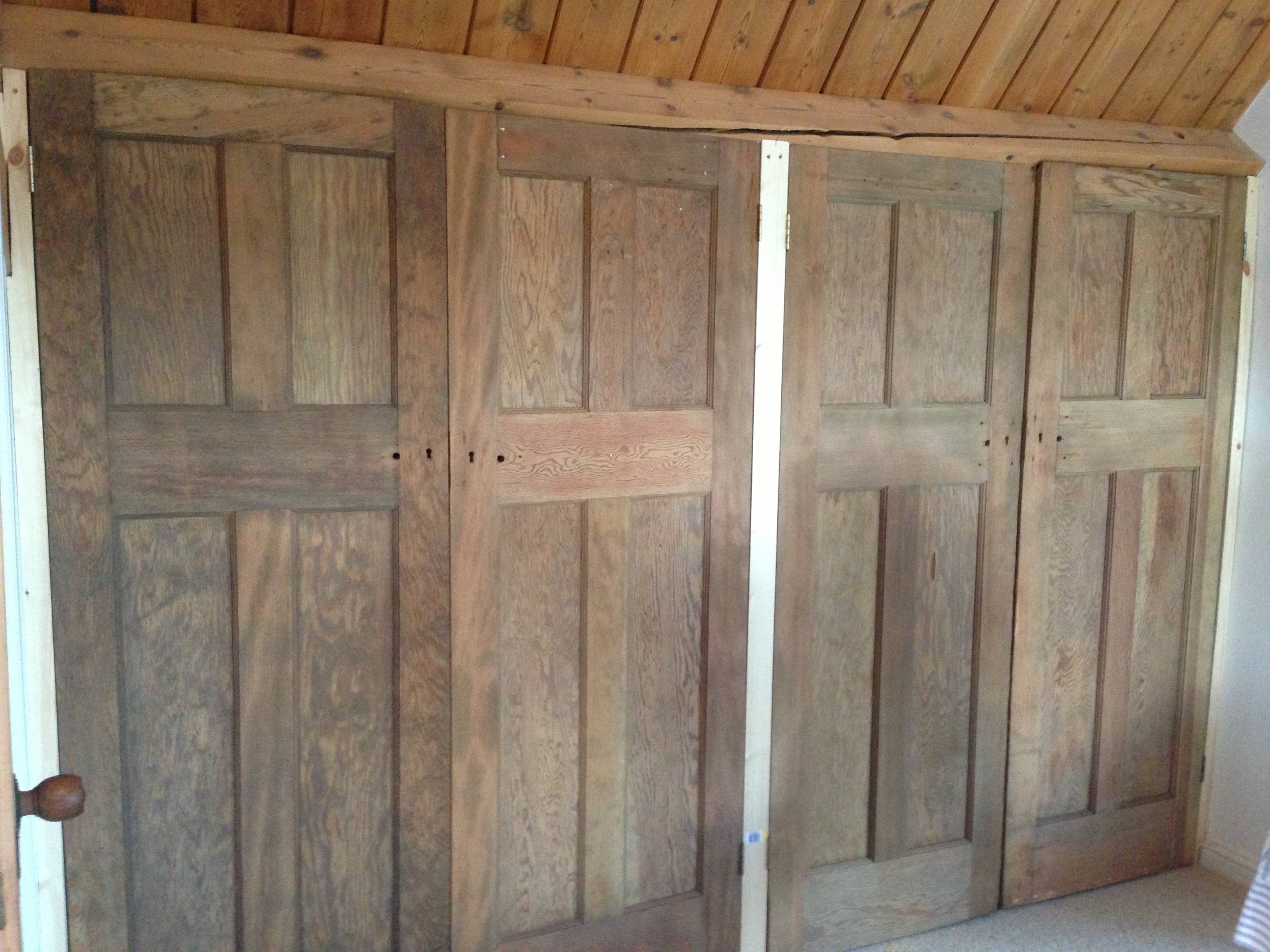 15 Ideas Of Solid Wood Built In Wardrobes Within Solid Wood Built In Wardrobes (View 9 of 30)