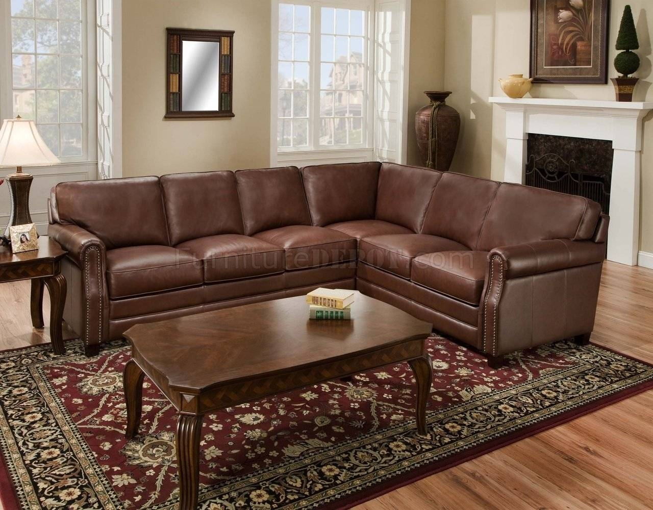 15 Photo Of Traditional Sectional Sofas within Traditional Sectional Sofas (Image 1 of 25)