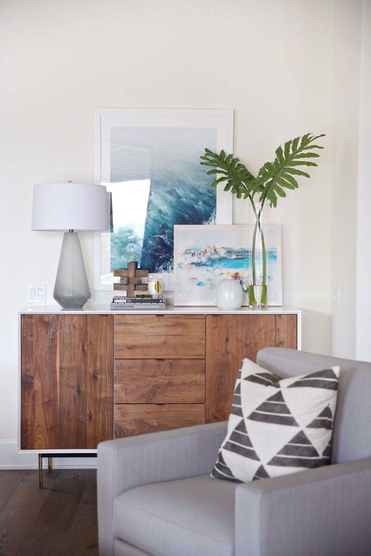 150 Best Sideboard Styling Images On Pinterest | Live, Home And Spaces intended for Modern Living Room Sideboards (Image 2 of 30)